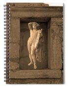 The Palaestra - Apollo Sanctuary Spiral Notebook