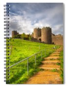 The Path Leadeth Me Home Spiral Notebook