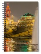 The Plaza Spiral Notebook