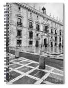The Royal Chancery Of Granada Spiral Notebook