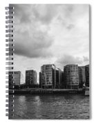 The Shard Spiral Notebook