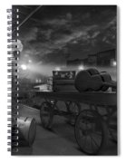 The Station Spiral Notebook