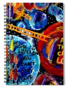 Then Came Love Spiral Notebook