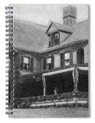 Theodore Roosevelt (1858-1919) Spiral Notebook