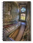 Through The Round Window Spiral Notebook