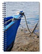 Tide's Out 3 Spiral Notebook