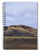 Timanfaya National Park Spiral Notebook