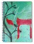 To Life Spiral Notebook