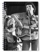 Tom Robinson Band Spiral Notebook
