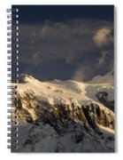 Torres Del Paine, Chile Spiral Notebook