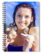 Tourist Spiral Notebook