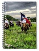 Trail Ride Spiral Notebook