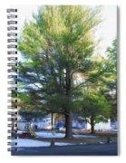 Tree 1 Spiral Notebook
