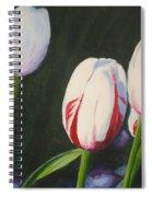 Tulips Spiral Notebook