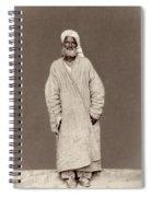 Turkestan Mazang, C1865 Spiral Notebook