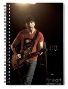 U2 - The Edge Spiral Notebook