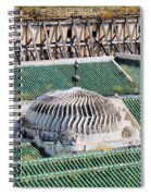 University Of Al-karaouine In Fes In Morocco Spiral Notebook