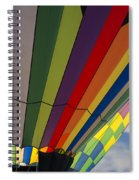 Up Up And Away  Spiral Notebook