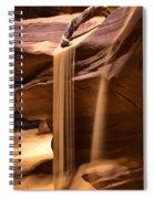Upper Antelope Canyon  Spiral Notebook