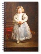 Van Dyck's Maddalena Cattaneo Spiral Notebook