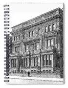 Vanderbilt Mansion Spiral Notebook