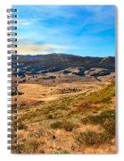 Vast View Spiral Notebook