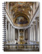 Versailles Chapel Spiral Notebook