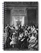 Victoria Of England (1819-1901) Spiral Notebook