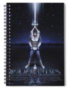 Warriors Creed Spiral Notebook