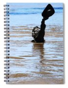 Waters Up Spiral Notebook