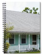 Webster Cottage Spiral Notebook