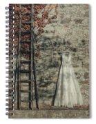 Wedding Dress Spiral Notebook