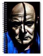 Welcome Mr Sandusky Spiral Notebook