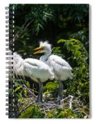 Whats For Lunch Spiral Notebook