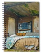 Where Do They Sleep Now Spiral Notebook