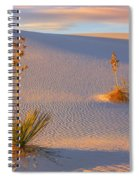White Sands National Monument Spiral Notebook