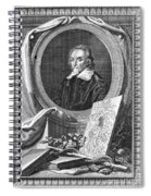 William Harvey (1578-1657) Spiral Notebook