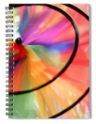 Wind Wheel Spiral Notebook