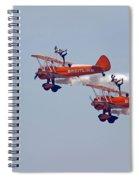 Wing Walkers  Spiral Notebook