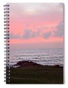 Yachats Oregon Spiral Notebook