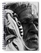 Yaqui Pascola Dancer New Pascua Tucson Arizona 1969 Spiral Notebook