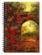 Ye Olde Railway Bridge Spiral Notebook