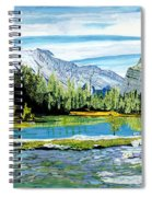 Yoho Valley Spiral Notebook