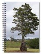 Yungabura Landscape Spiral Notebook