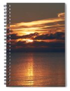 Yyteri Fall Spiral Notebook