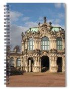 Zwinger - Dresden - Germany Spiral Notebook
