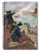 Battle Of Bunker Hill, 1775 Spiral Notebook