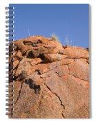 Devils Marbles  Karlu Karlu Spiral Notebook