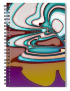 2001043 Spiral Notebook
