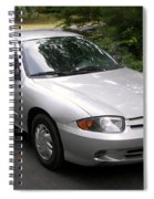 2003 Chevy Cavalier Passager Side Front Spiral Notebook